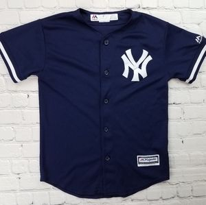 Majestic New York Yankees Derek Jeter Youth Jersey